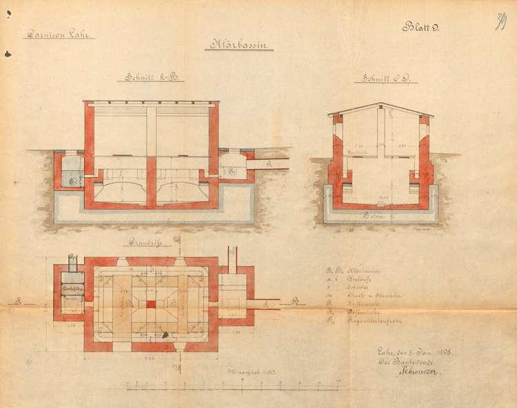 Instandhaltung der Entwässerungsanlagen der Infanteriekaserne in Lahr, Bild 2