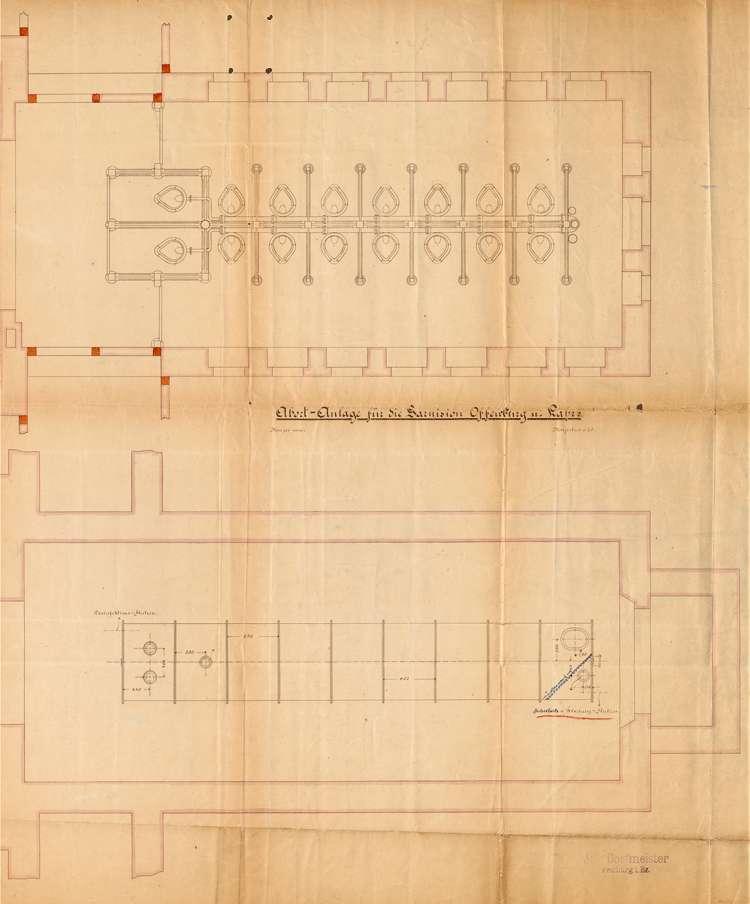Instandhaltung der Entwässerungsanlagen der Infanteriekaserne in Lahr, Bild 3