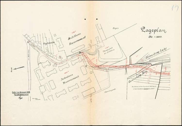 Instandsetzung und Ausbau der Straße von Sulz nach Lahr auf Gemarkung Sulz, Bild 1