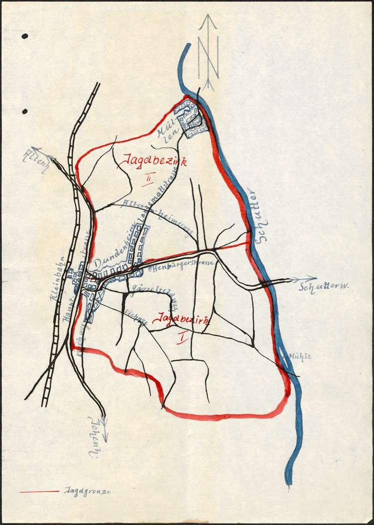 Verpachtung der Gemeindejagd Dundenheim, Bild 1