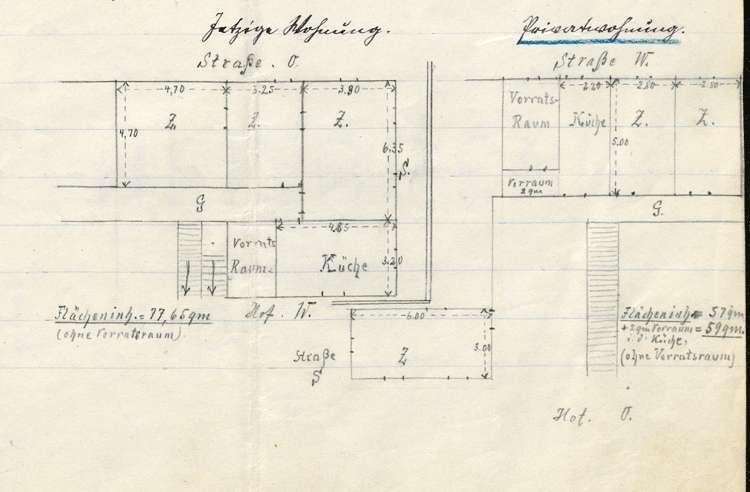 Erstellung neuer Schulsäle im Schulhaus zu Meißenheim, Bild 2