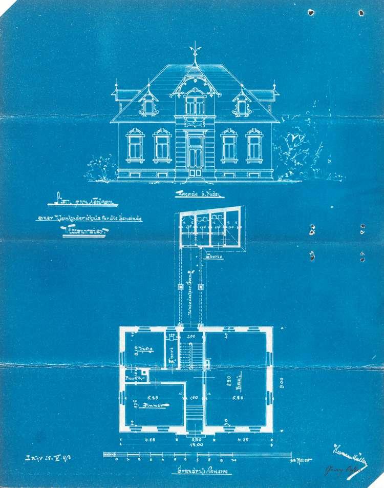 Errichtung und Betrieb der Kleinkinderschule in Wittenweier, Bild 3