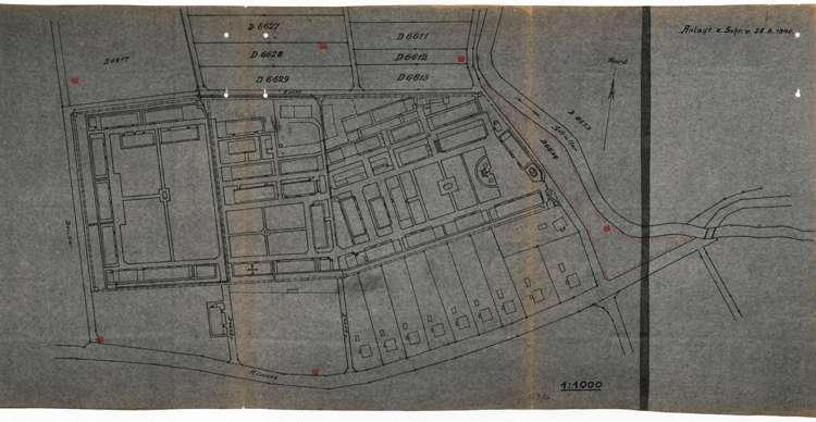 Errichtung und Betrieb eines Internierungslagers in Lahr-Dinglingen, Bild 1