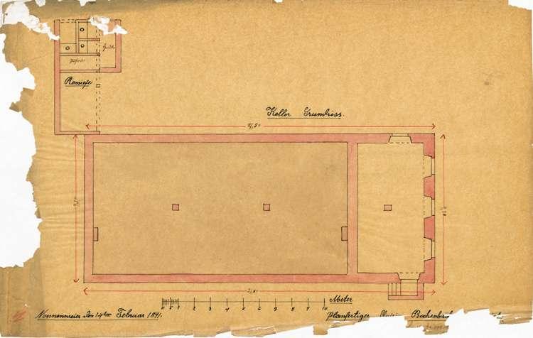 Errichtung und Betrieb der Zigarrenfabrik des Karl Markstahler in Nonnenweier, später Zigarrenfabrik Huber, Bild 3