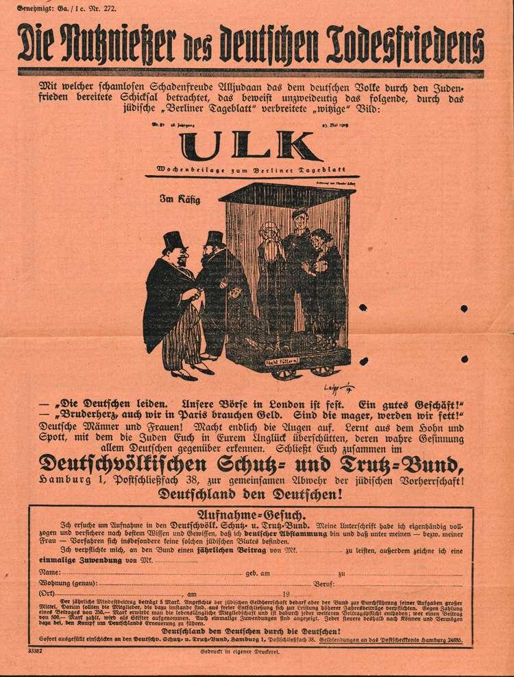 Antisemitische Kundgebungen in Nonnenweier, Bild 2
