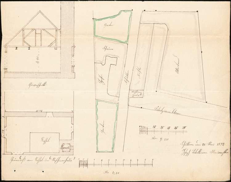 Dampfkessel des Mühlenbesitzers Josef Hechinger in Schuttern, Bild 1