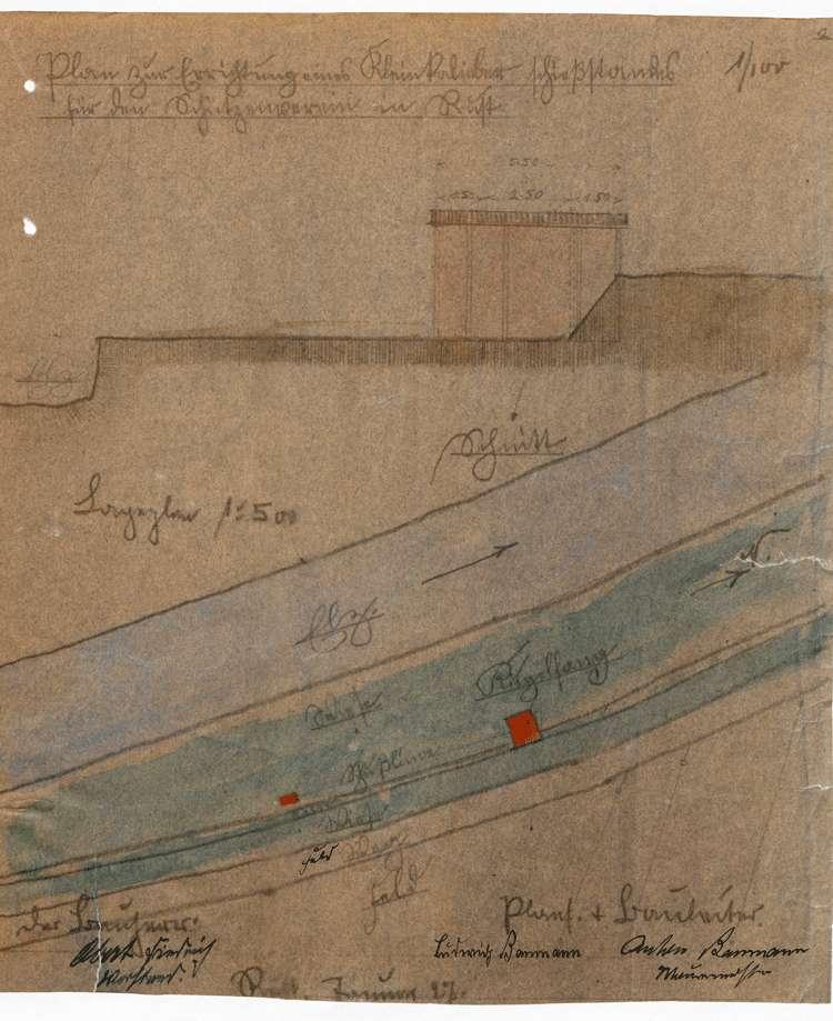 Errichtung, Betrieb und Überwachung des Schießstandes des Kleinkaliber-Schützenvereins in Rust, Bild 1