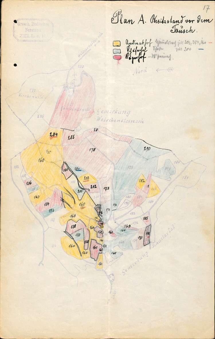 Ankauf des Sägerhofs auf Gemarkung Schuttertal durch die Gemeinde Welschensteinach, Bild 1