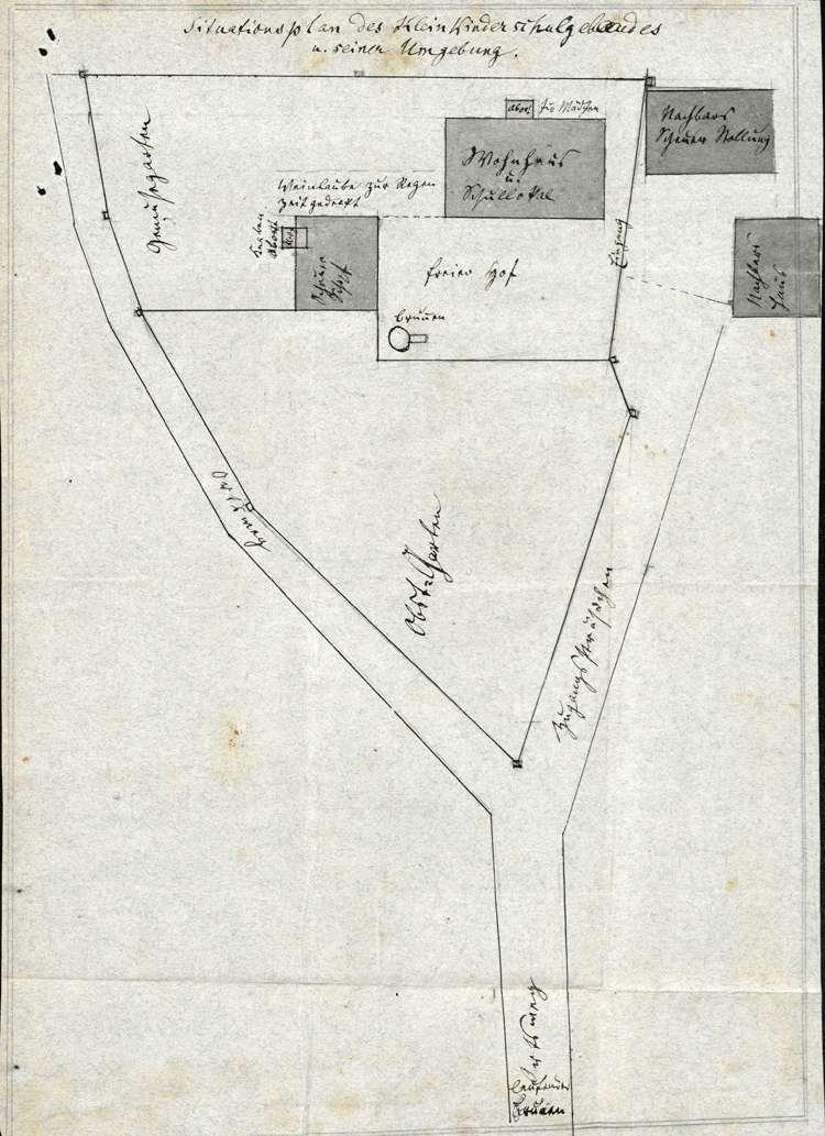 Errichtung und Betrieb der Kleinkinderschule in Sulz, Bild 1