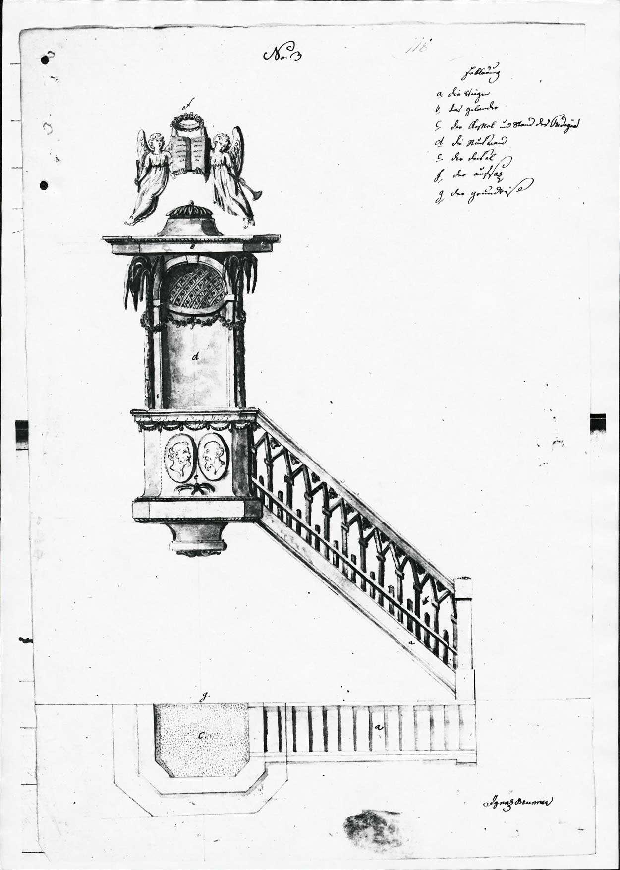 Erbauung und Unterhaltung der Pfarrkirche zu Stetten, Bild 1
