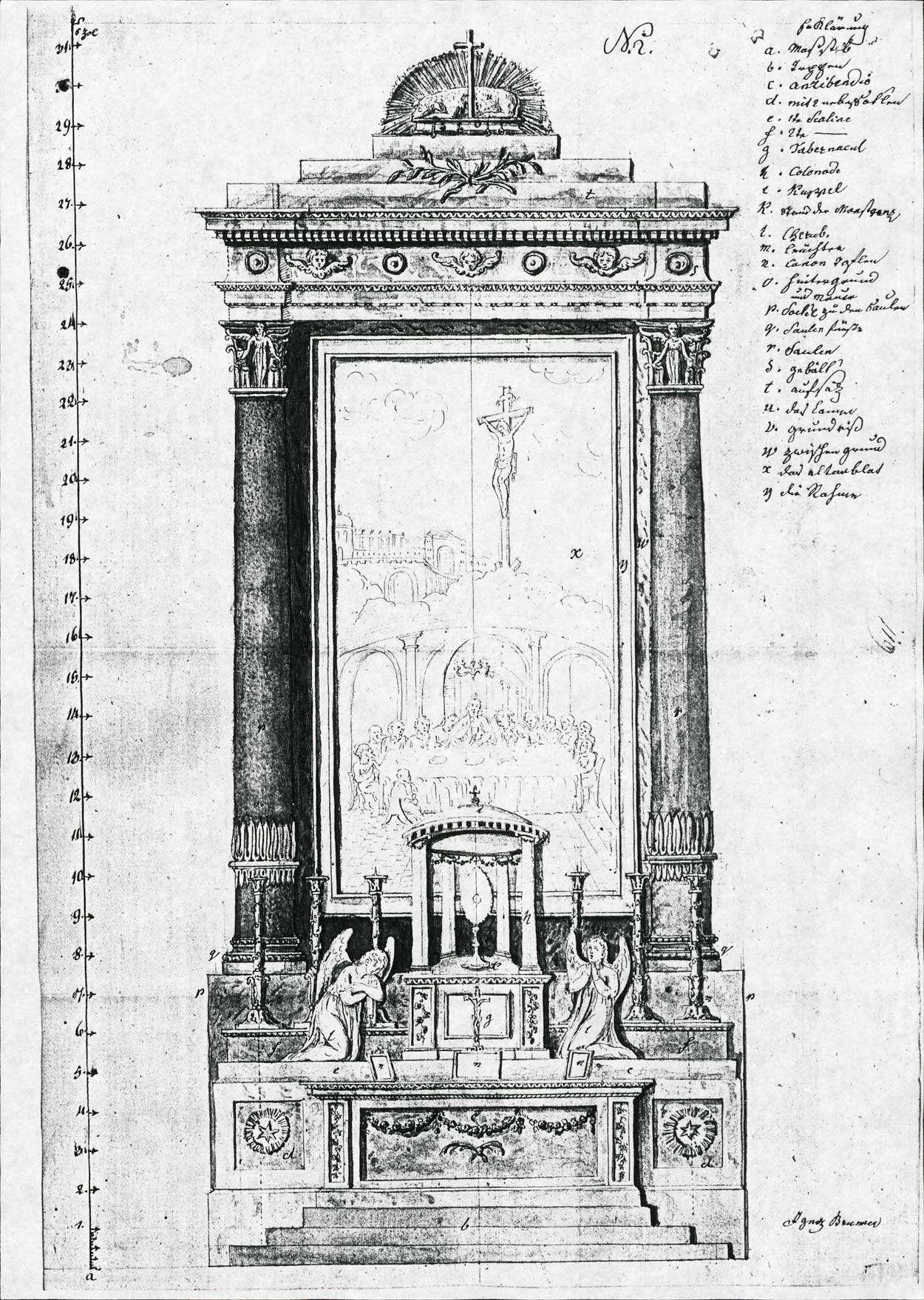 Erbauung und Unterhaltung der Pfarrkirche zu Stetten, Bild 2