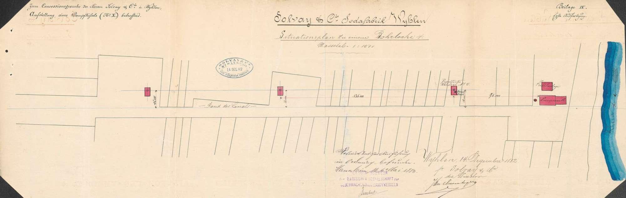 Herstellung eines neuen Friedhofs in Schallbach, Bild 1