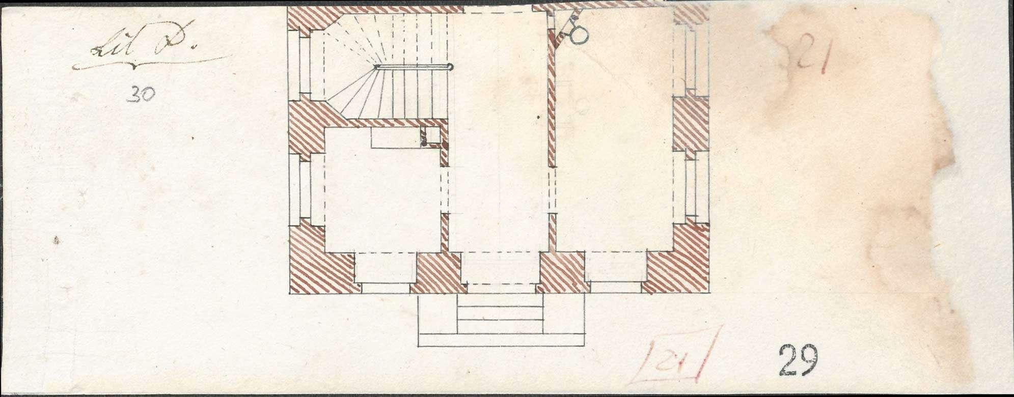 Erbauung einer Synagoge und deren Unterhaltung sowie einer Lehrerwohnung zu Kirchen, Bild 2