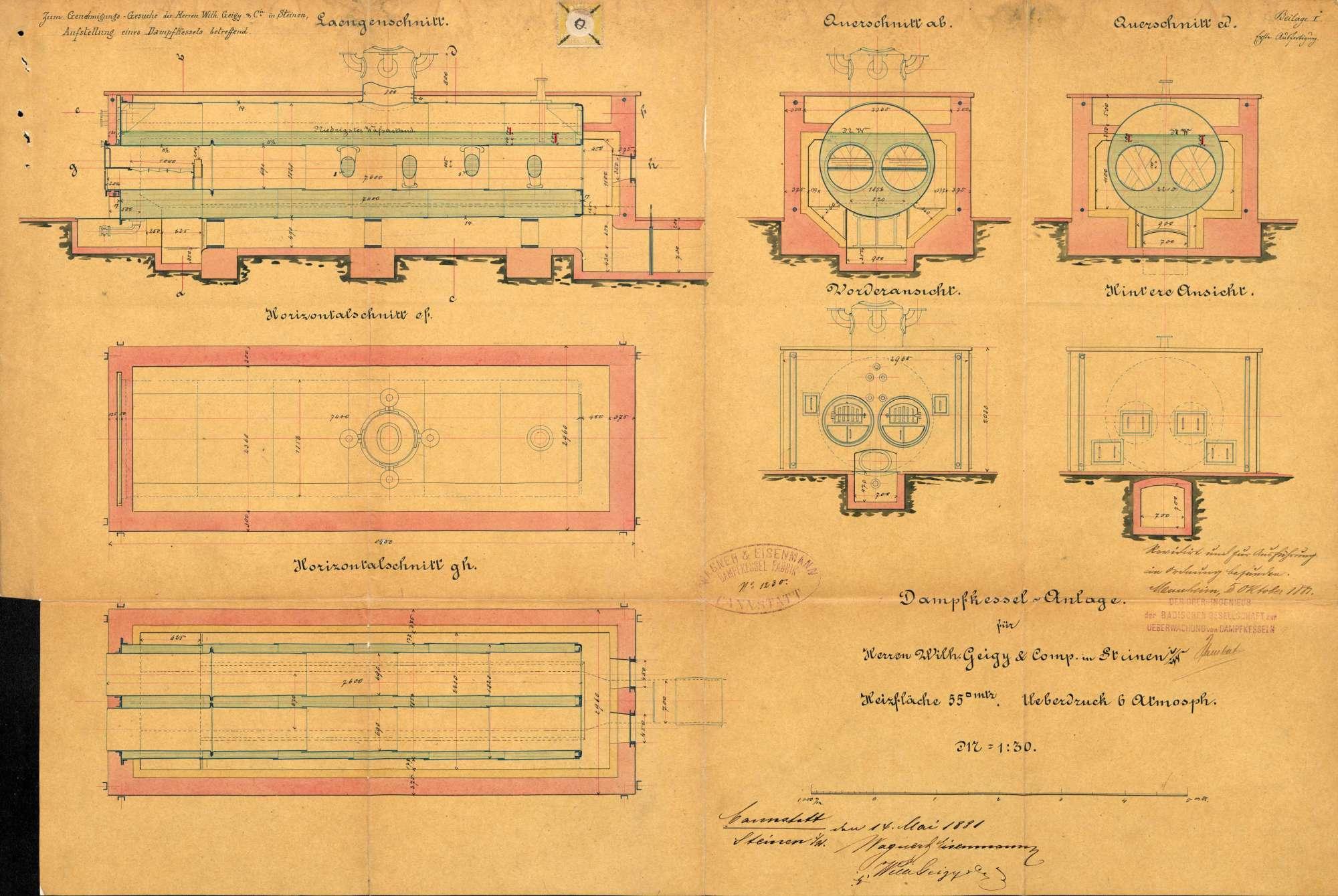 Ausgezeichnet Arbeit Des Dampfkessels Fotos - Der Schaltplan ...