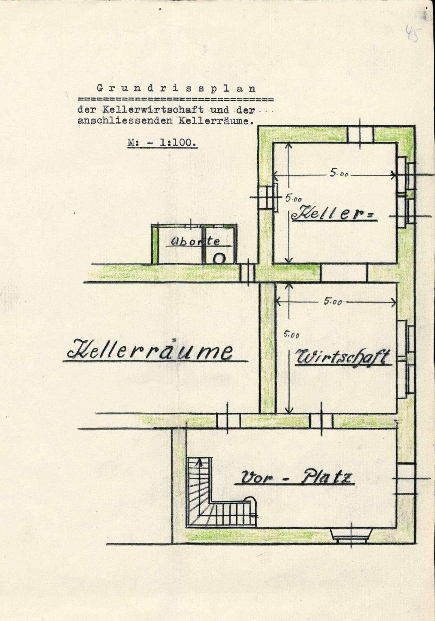 Verleihung der Wirtschaftskonzession für das Gasthaus Kloster Weitenau in Schlächtenhaus, Bild 3