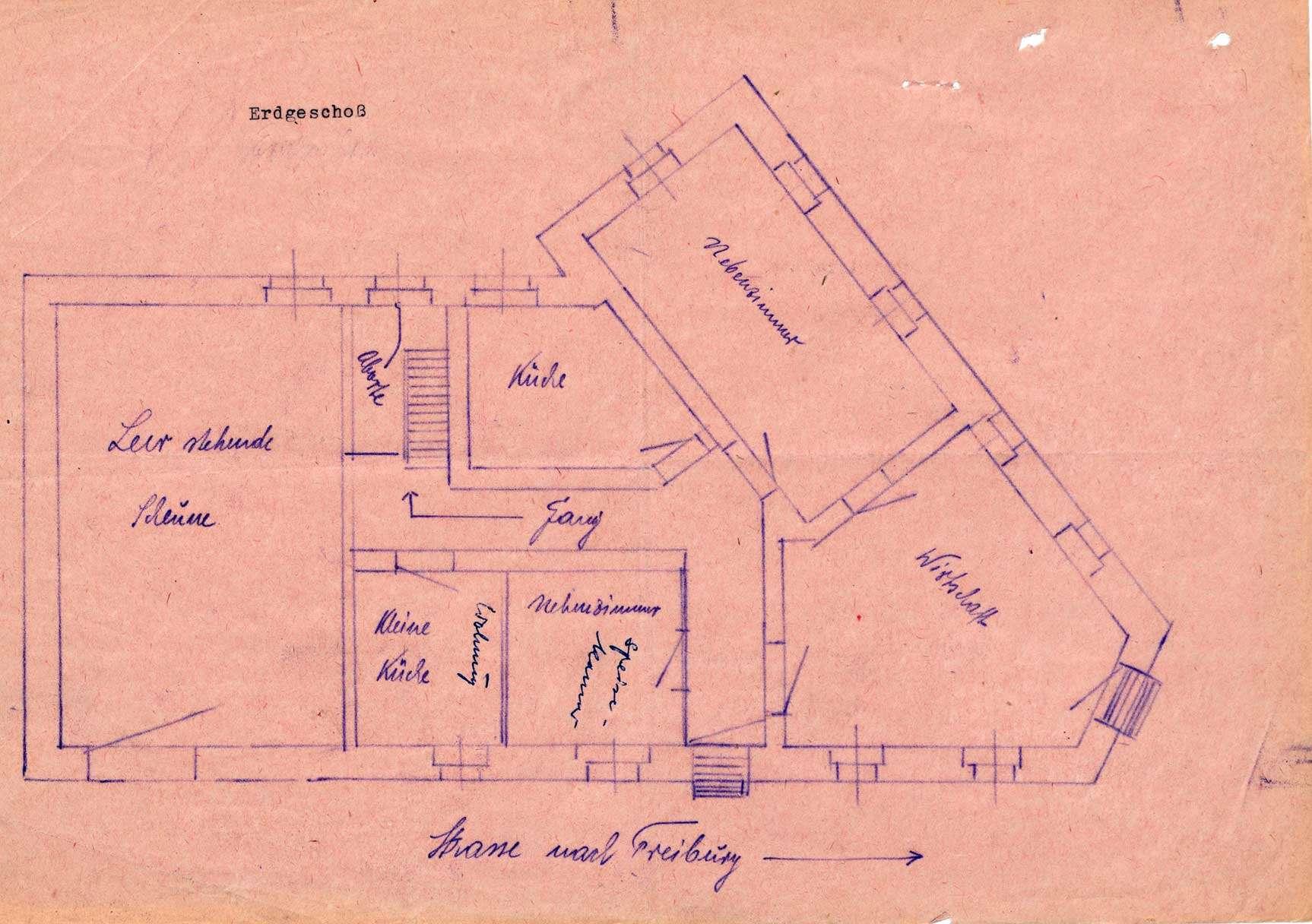 Verleihung der Wirtschaftskonzession für das Gasthaus Schwarzwälderhof in Todtnau, Bild 2