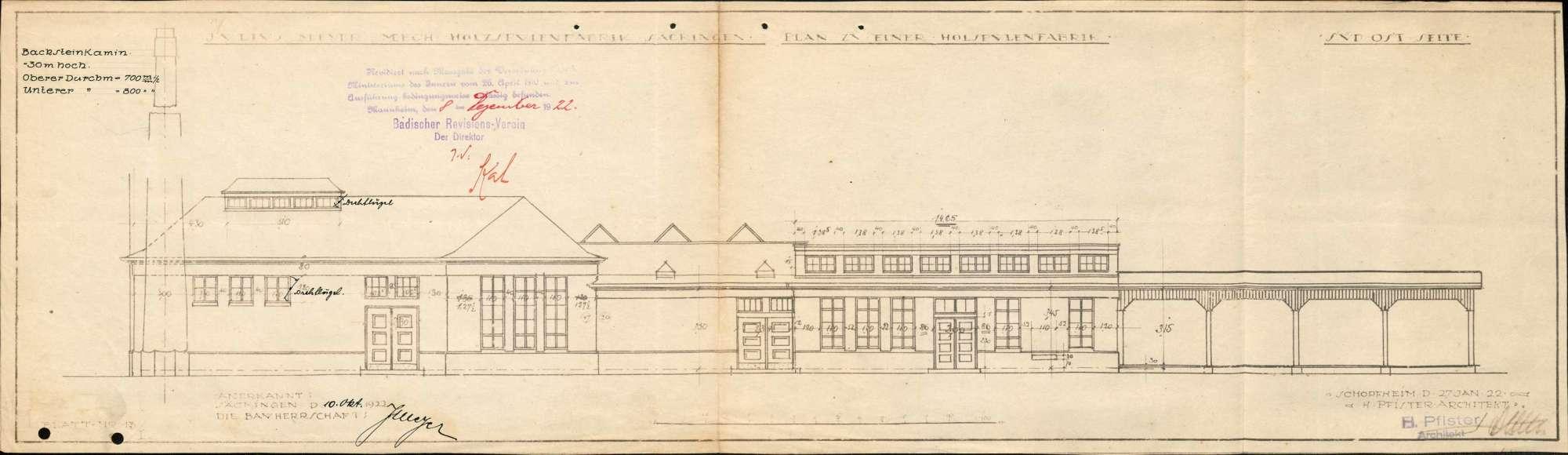 Dampfkessel der Firma Julius Meyer in Säckingen, Bild 3