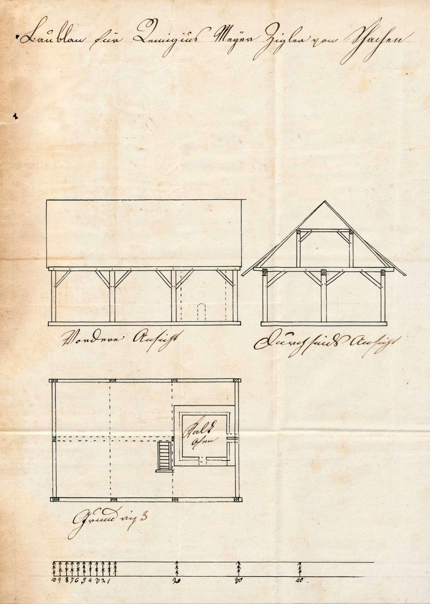 Bau einer Ziegelmühle durch Remigius Maier von Schachen, Bild 2