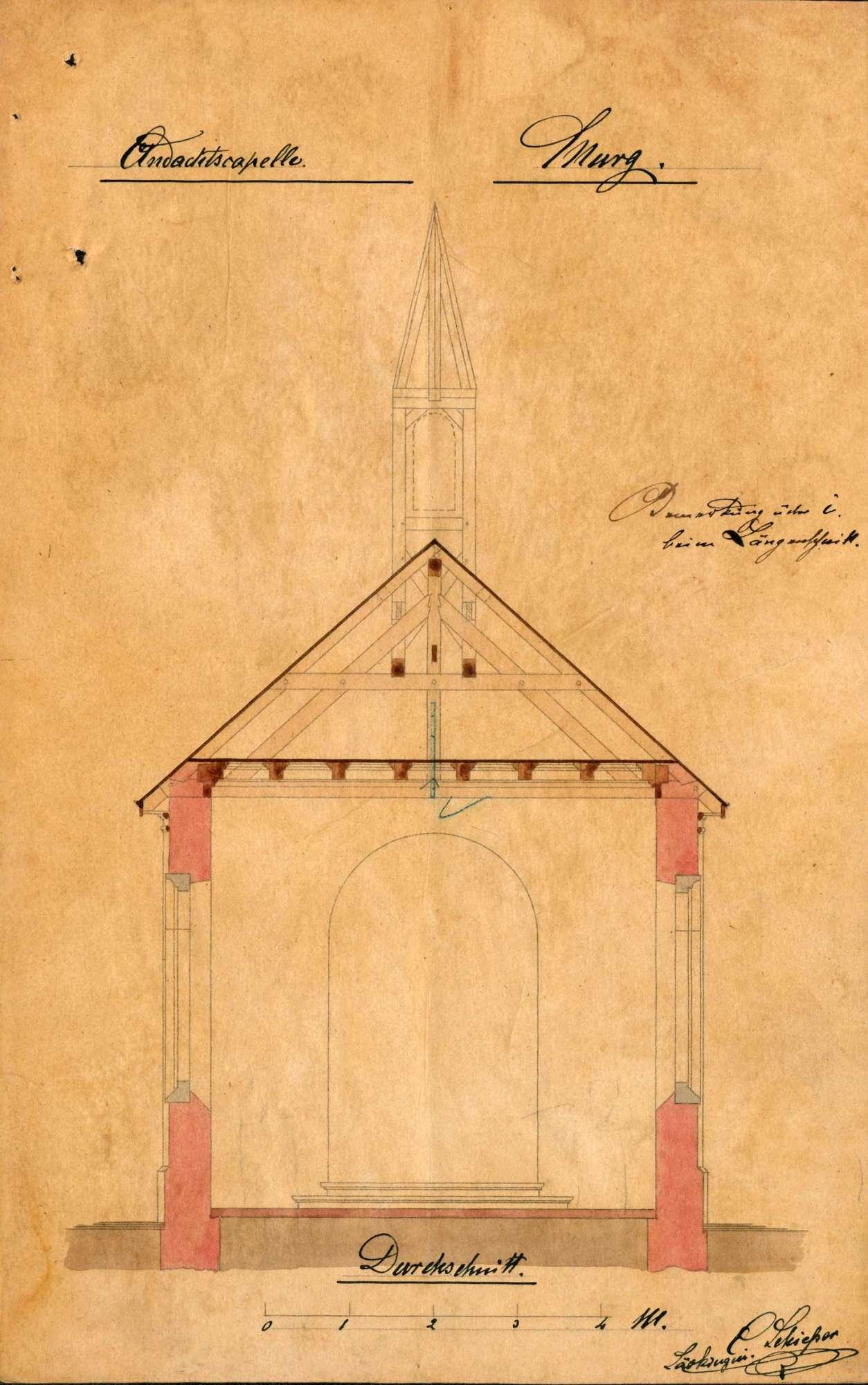 Neubau einer Kapelle in Murg, Bild 3
