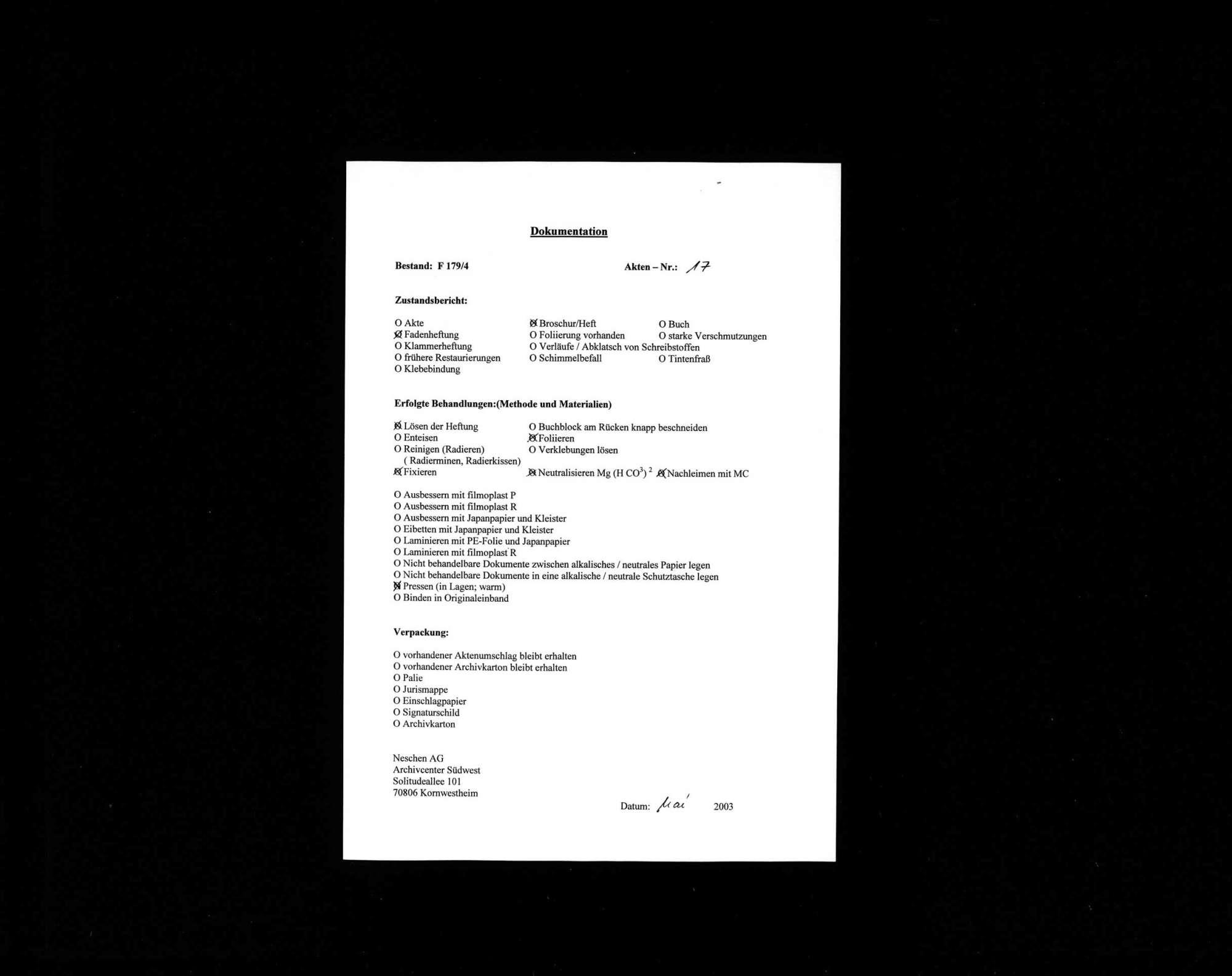 Beweisurkunden zum Mordfall Matthias Erzberger, Bild 1