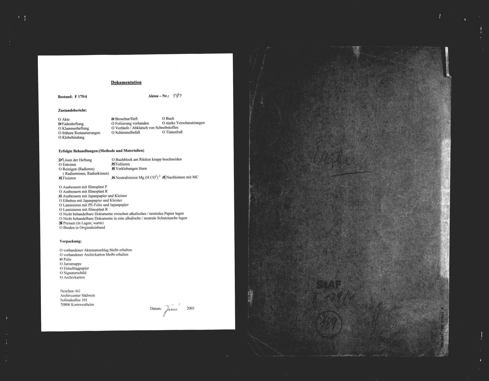 Sammlung von Zeitungsausschnitten und anderen Schriftstücken zum Mordfall Matthias Erzberger, Bild 1