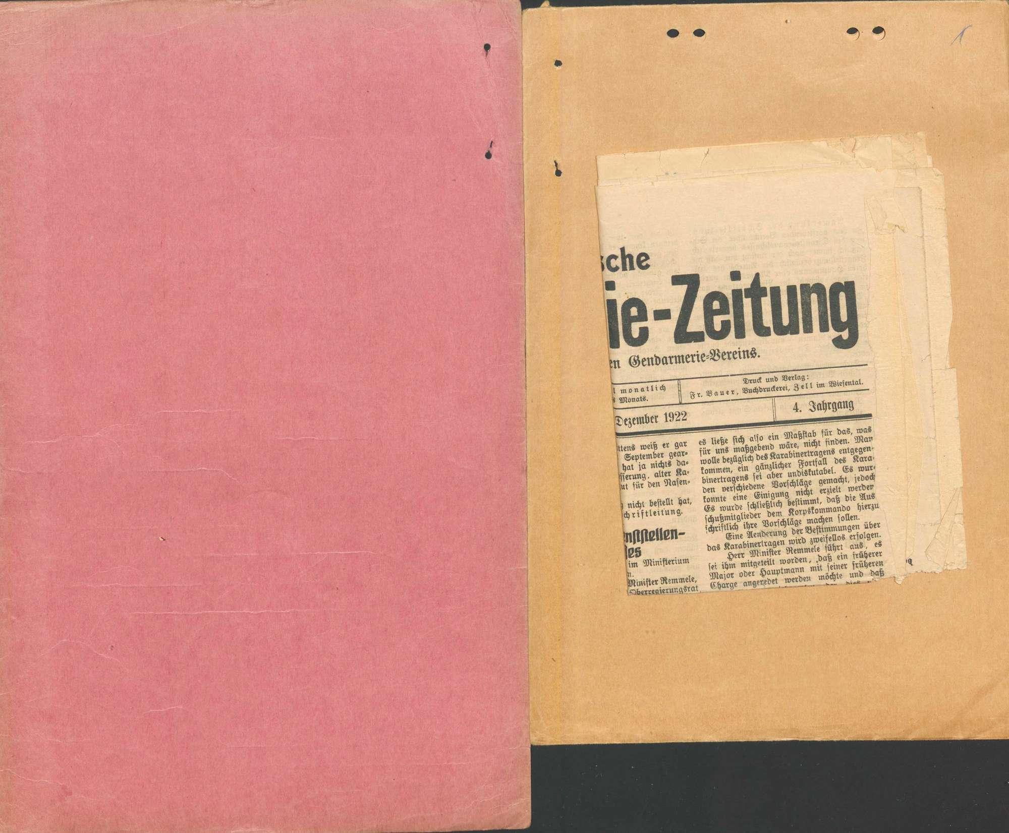 Johann Schmid, Gießer, Eigeltingen wegen Totschlags (an Major Scherer, Singen, im Anschluss an eine Demonstration wegen des Rathenau-Mordes), Bild 2