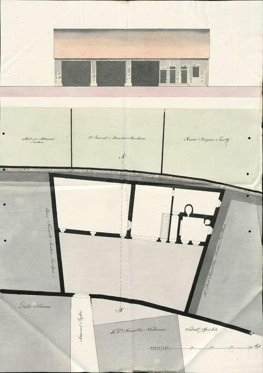 Erweiterung der Stadt Gengenbach, insbesondere Abgabe von Bauplätzen an bauwillige Bürger, Bild 2