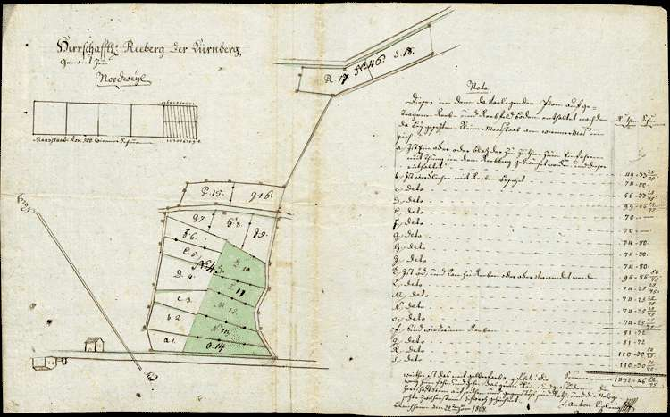 Bewirtschaftung des Herrenbergs bei Nordweil, Bild 1