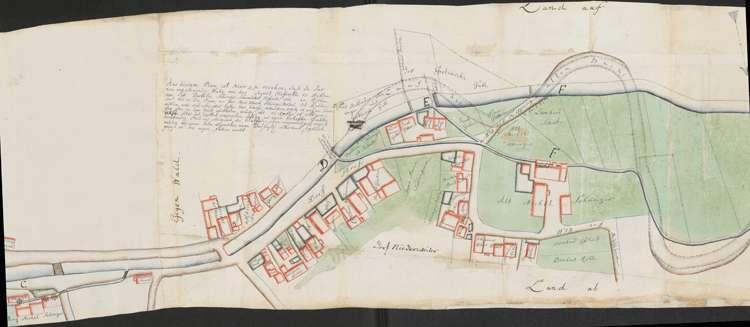 Bachplan von Niederweiler, 2.vl