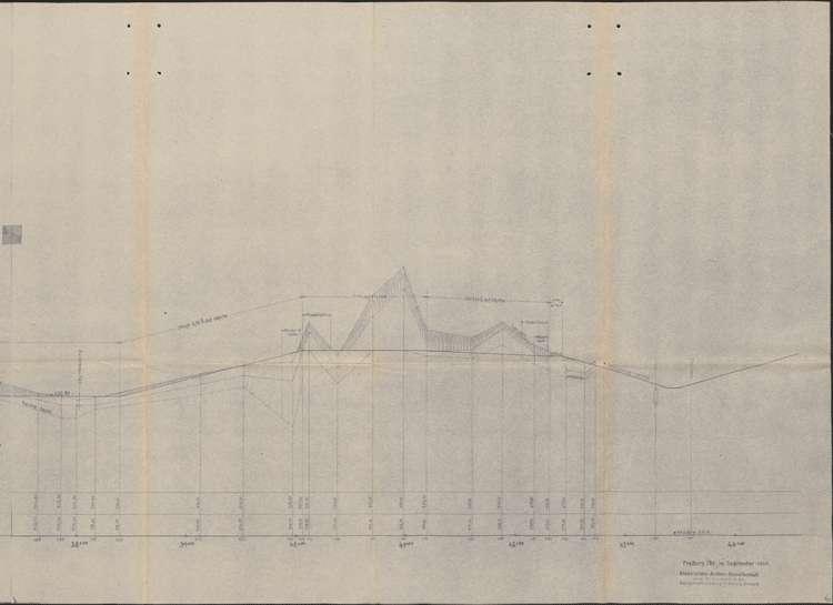 Schluchseewerk Oberstufe; Verlegung der Landstraße 50/197 Aha - Schluchsee; Los I, r