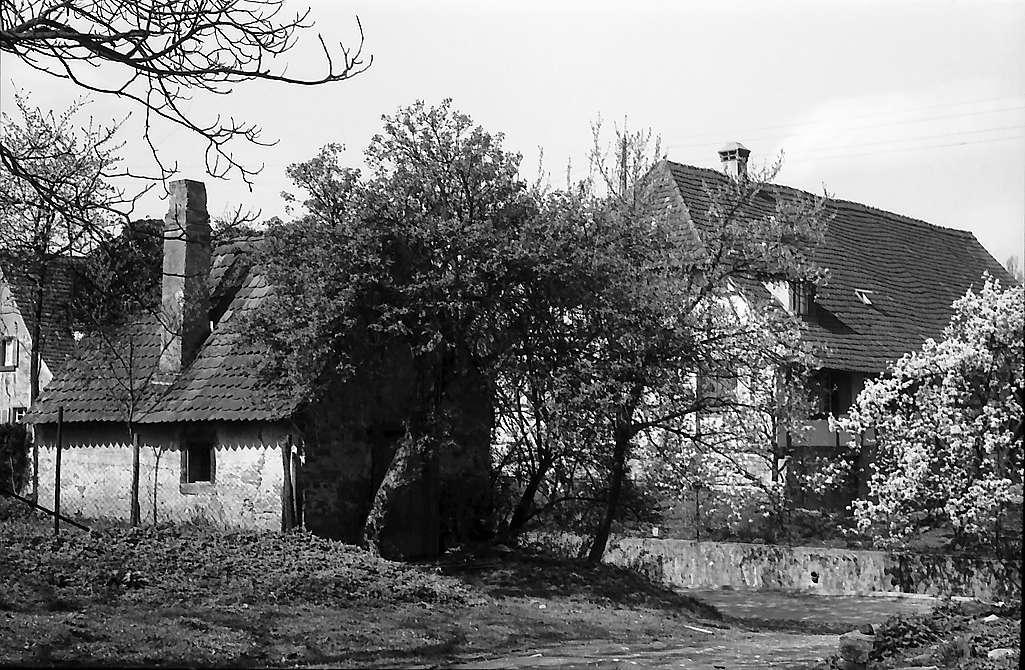 Freiburg i. Br.: Backhaus am Hof im Röteweg in Zähringen, Bild 1