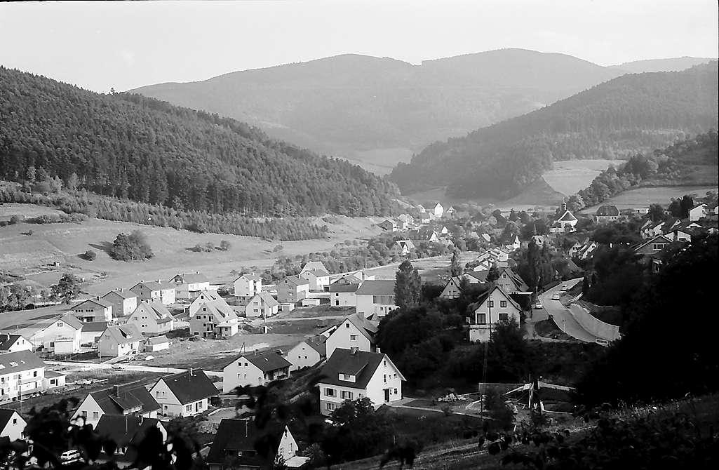 Freiburg i. Br.: Kappel und Schauinsland von Neuhäuser, Bild 1