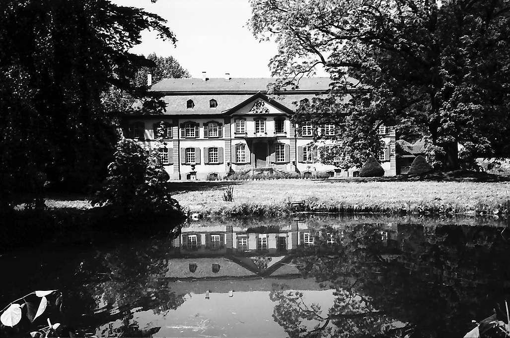 Freiburg i. Br.: Schloss Ebnet, Bild 1