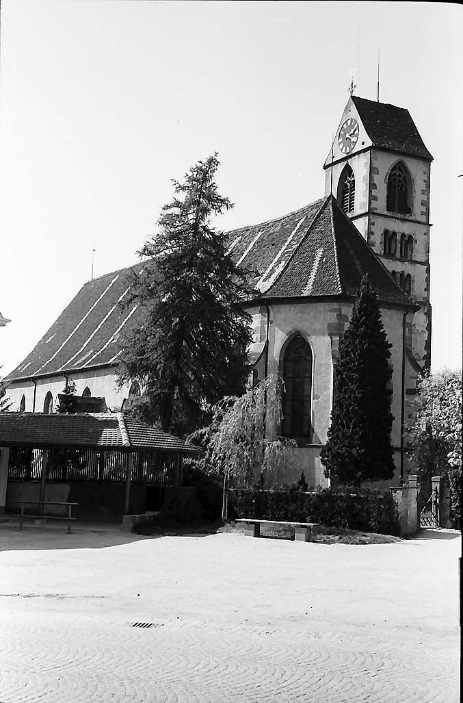 Kirche in Kirchzarten, Bild 1