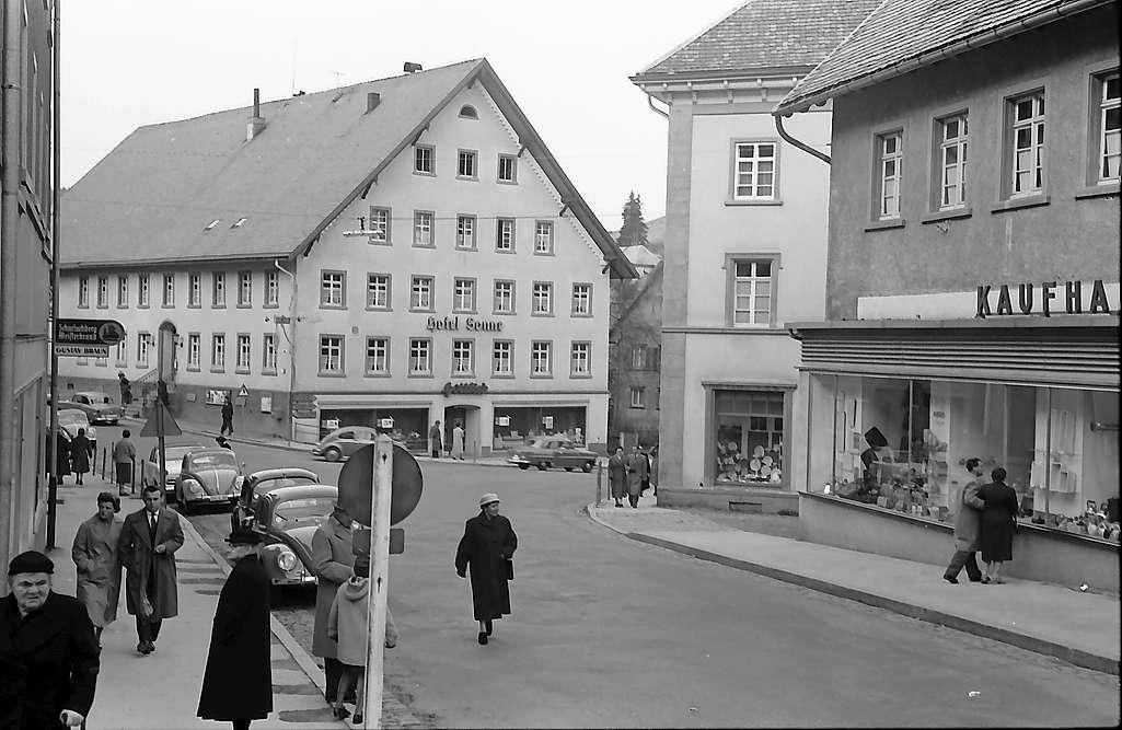 Gasthaus zur Sonne in Furtwangen, Bild 1