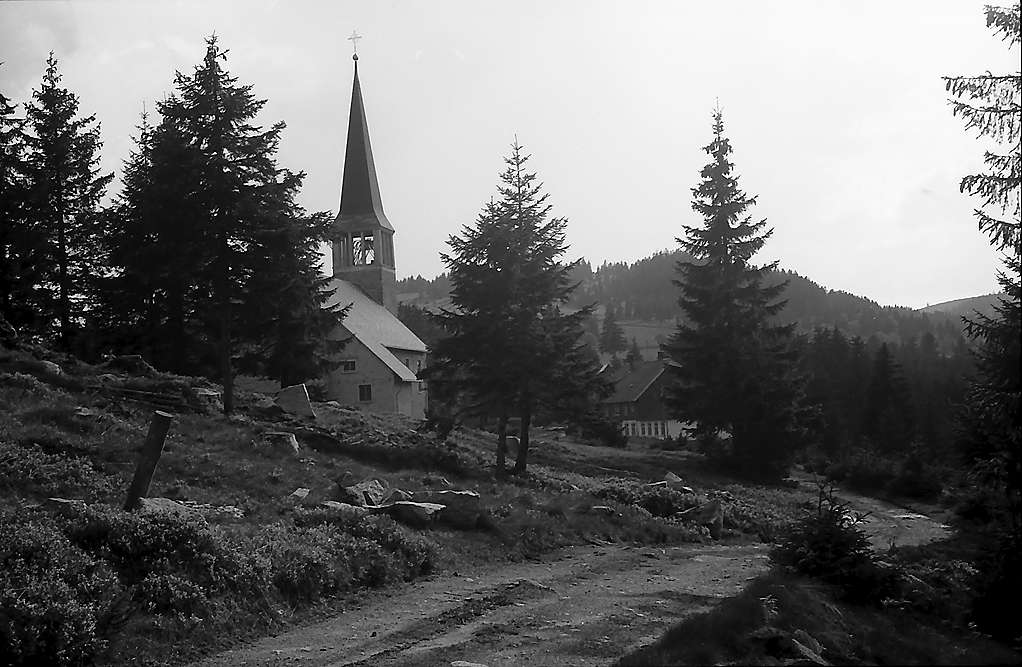 Neue Kirche in Blasiwald, Bild 1