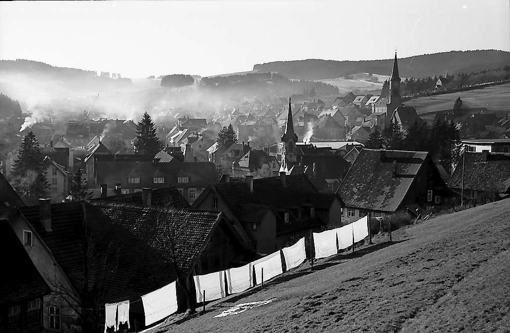 Blick vom Sonnenberg auf Furtwangen, Bild 1