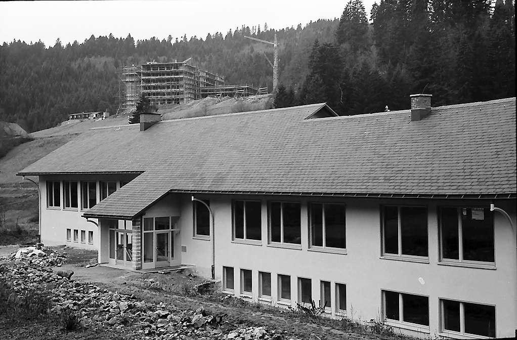 Neue Schule in Todtmoos, Bild 1