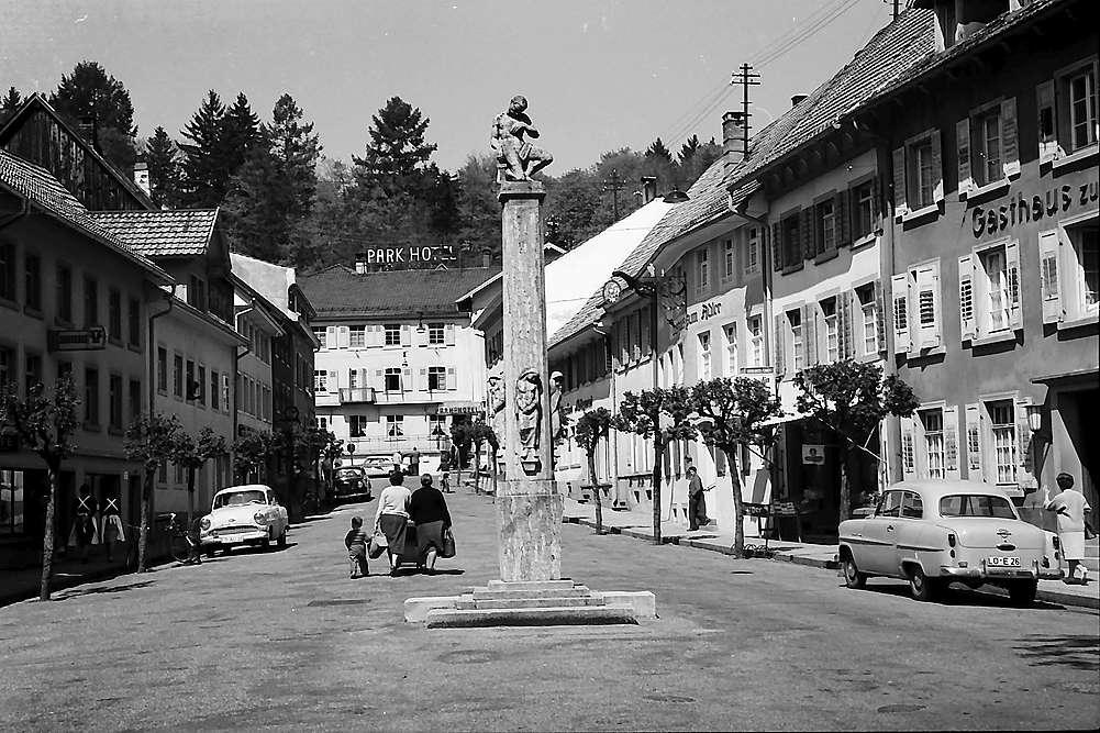 Talstraße in Schönau, Bild 1