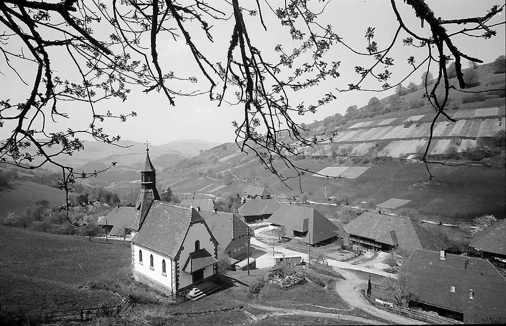 Kapelle in Tunau bei Schönau, Bild 1