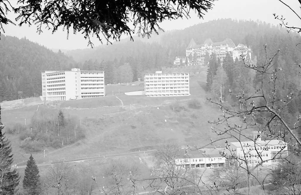 Sanatorium Wehrawald in Todtmoos, Bild 1