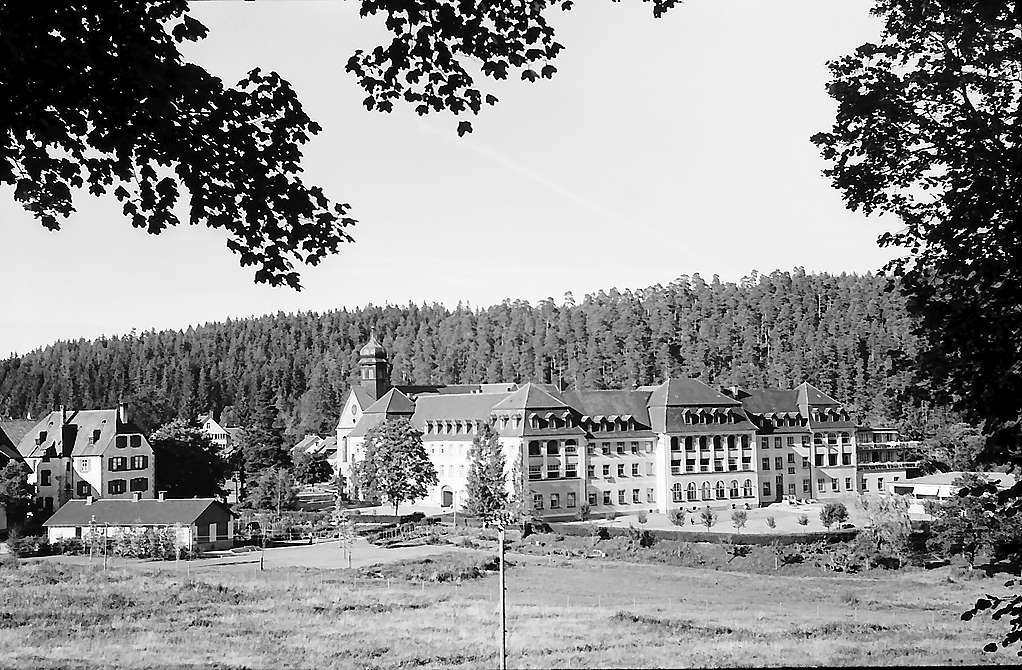 Kloster in Friedenweiler, Bild 1