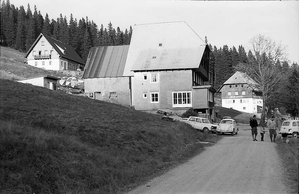 Rinkenwirtshaus auf dem Rinken, Bild 1