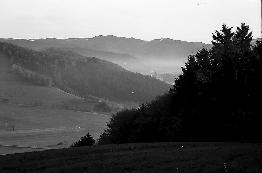 Vom Wittental gegen Feldberg, Bild 1