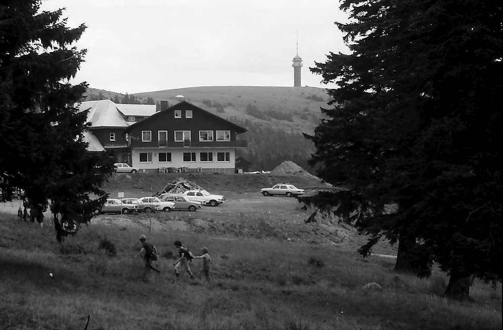 Todtnauer Hütte am Feldberg, Bild 1
