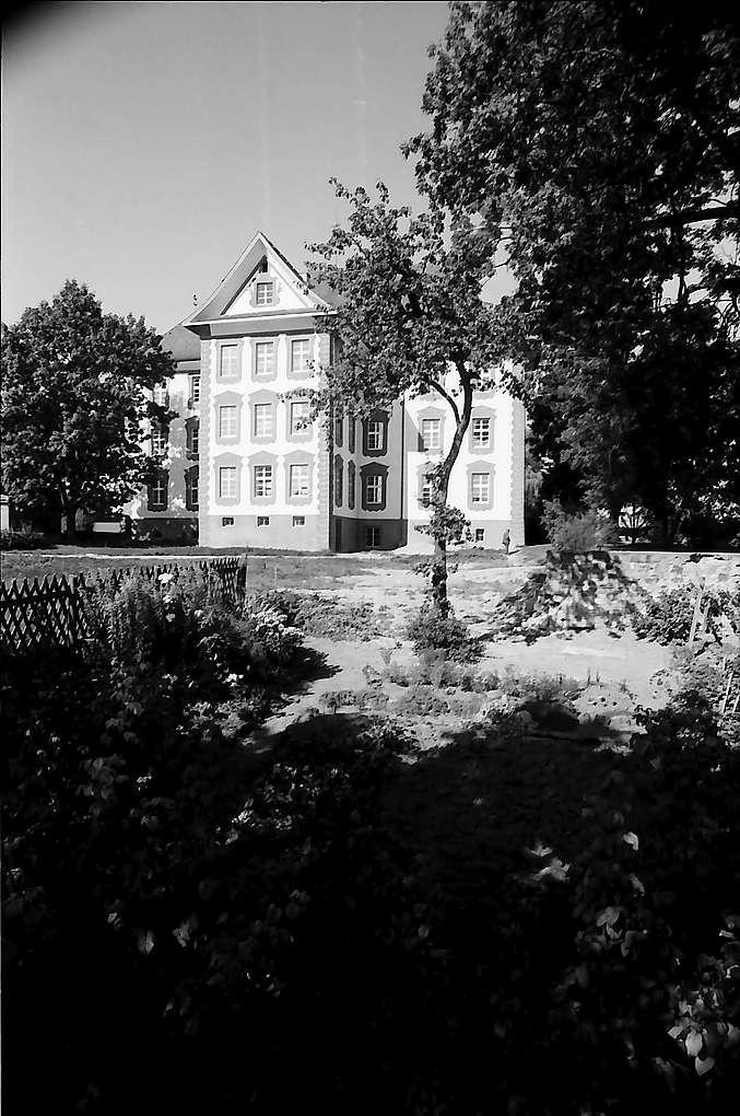 Schloss in Bonndorf von Südosten, Bild 1