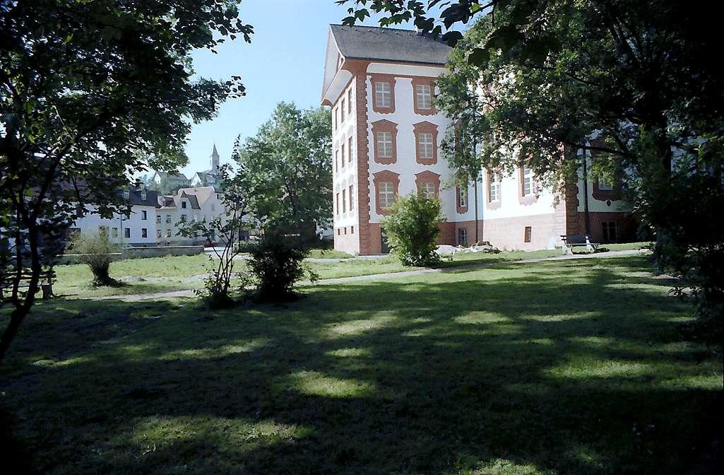 Schloss Bonndorf mit Park und Kirche, Bild 1