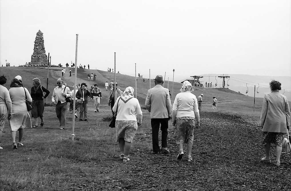 Touristenbetrieb auf dem Seebuck, Bild 1