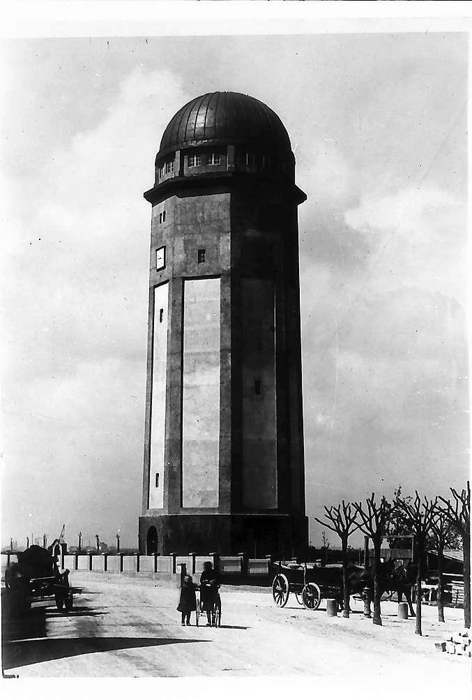 Seckenheim: Der Wasserturm, Bild 1