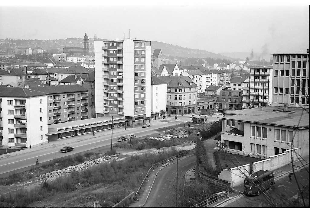 Pforzheim: Stadtblick von oben, Bild 1